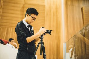 make a video to help your non-profit organization's marketing