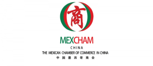 Mexican Chamber of Commerce China logo