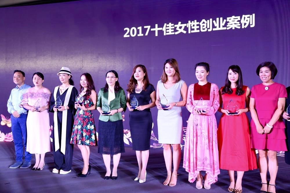 Award Winning Female Entrepreneurs