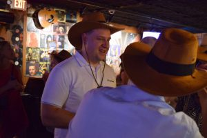 Eric L. Schmidt Glue Up cowboy hat