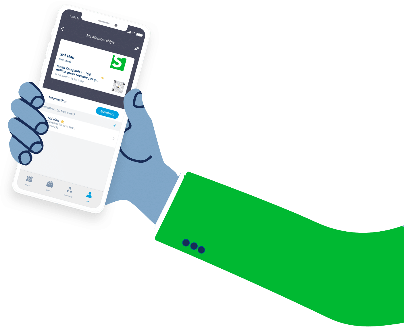 digital membership cards