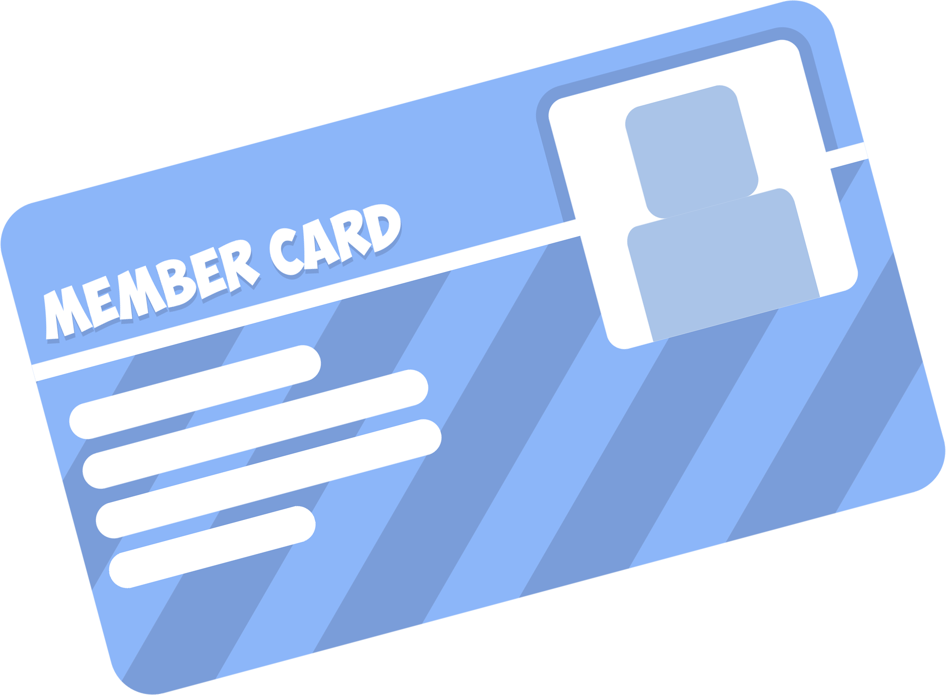 physical membership card