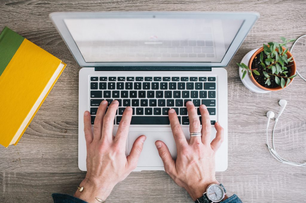blogging email marketing