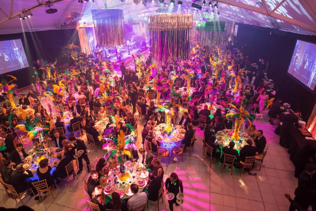 Canadian cancer society events marketing fundraising example