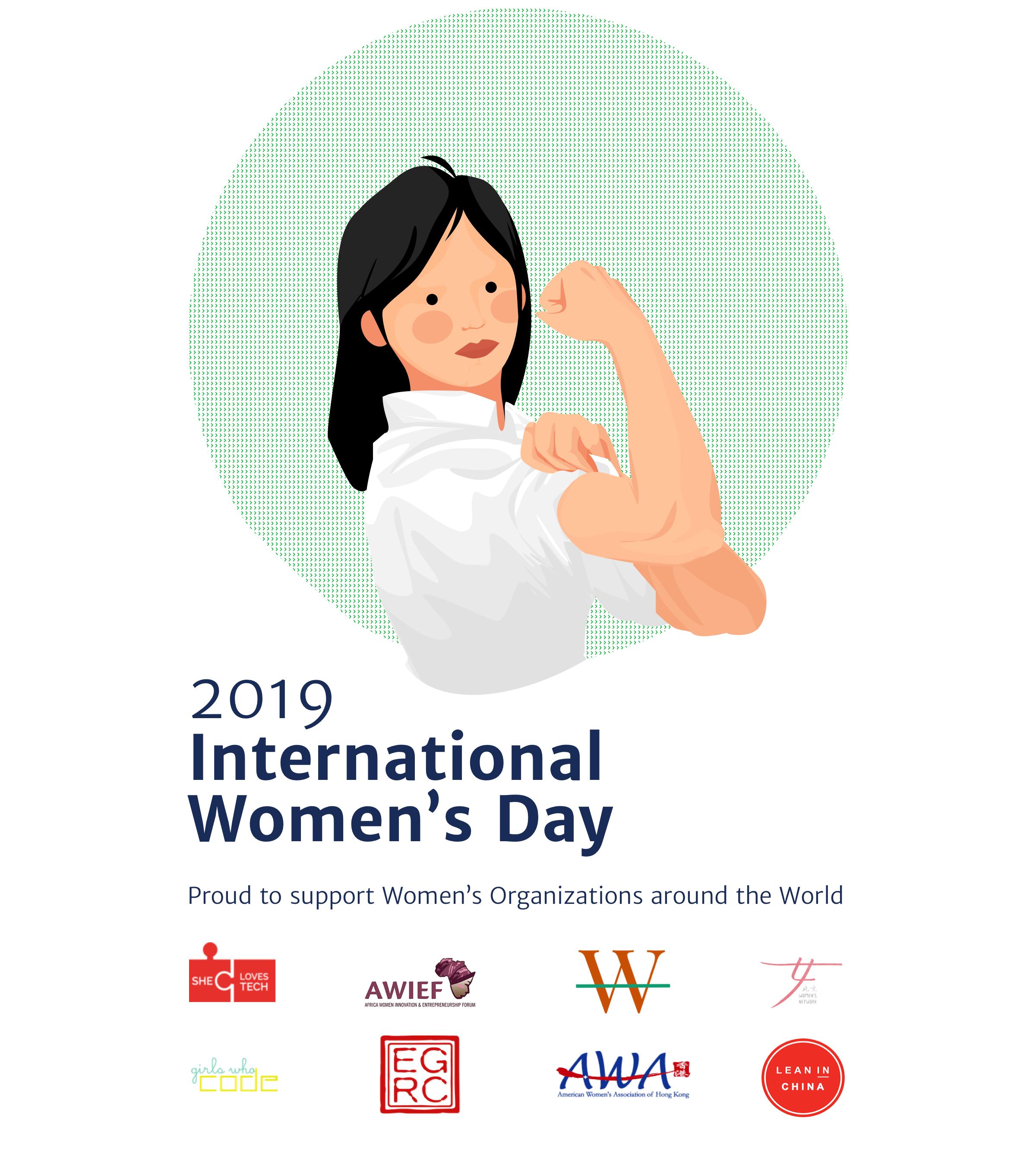 International Women's Day Glue Up