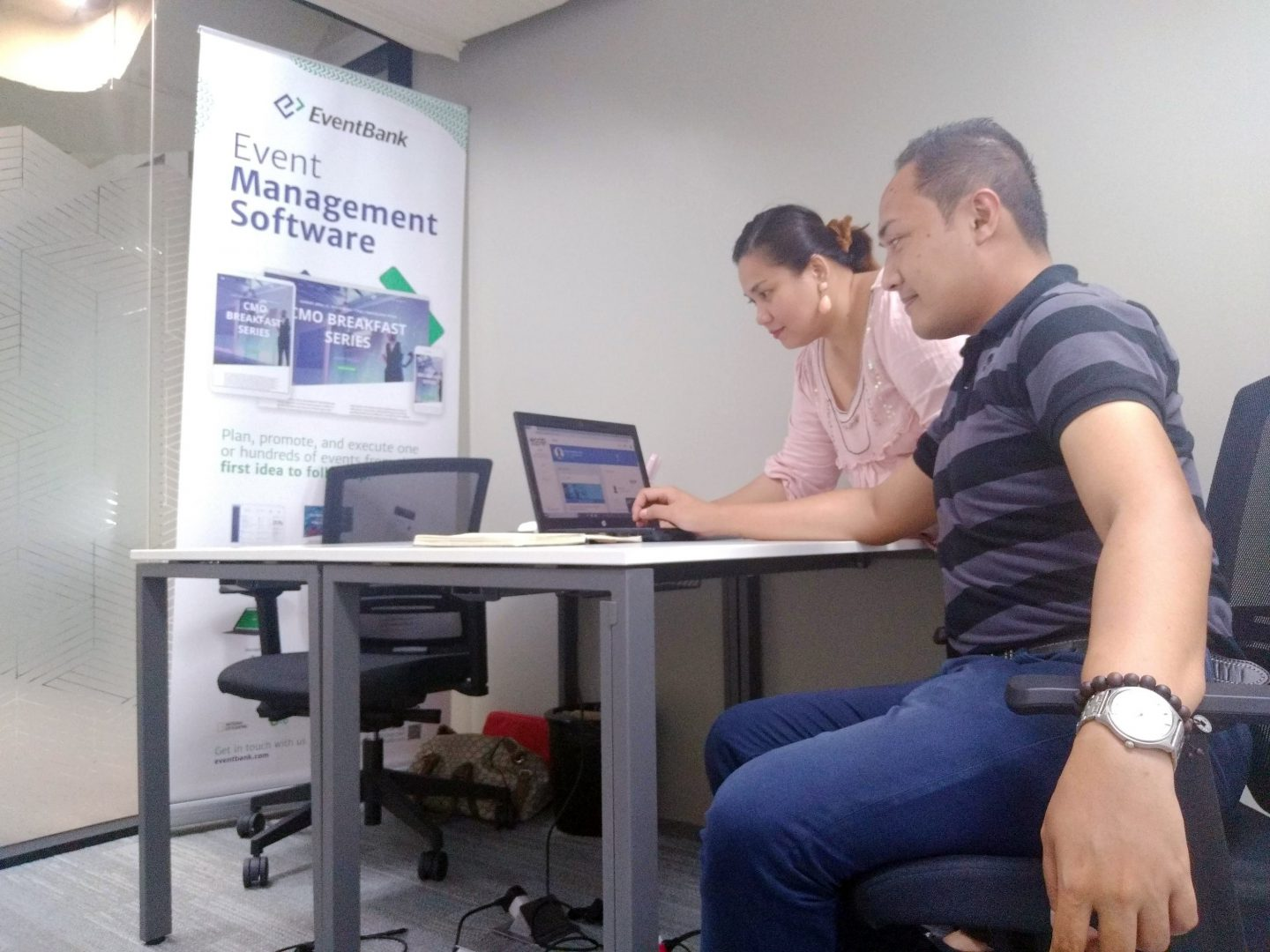 Glue Up Philippines, Glue Up Team, Manila office, software solutions, all-in-one