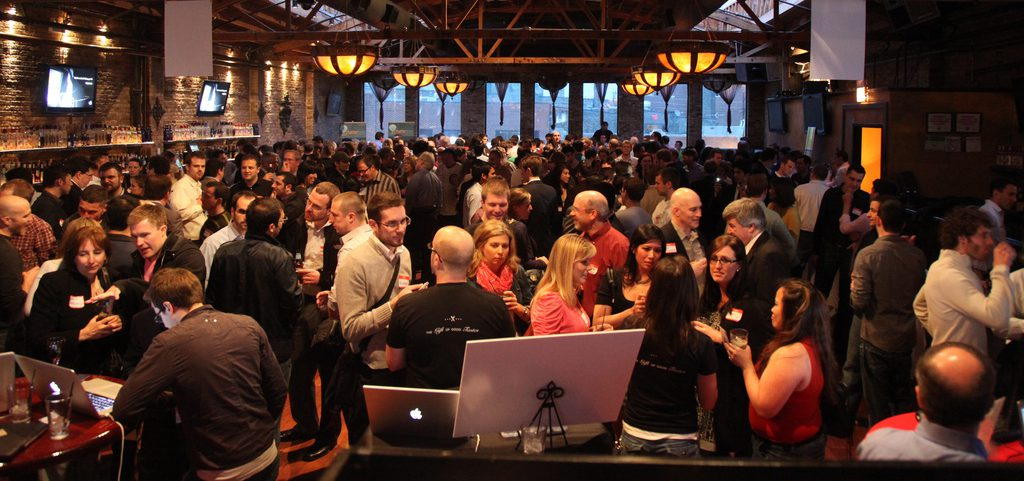 event networking rather than tools improving member experience