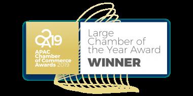 large chamber of commerce winner