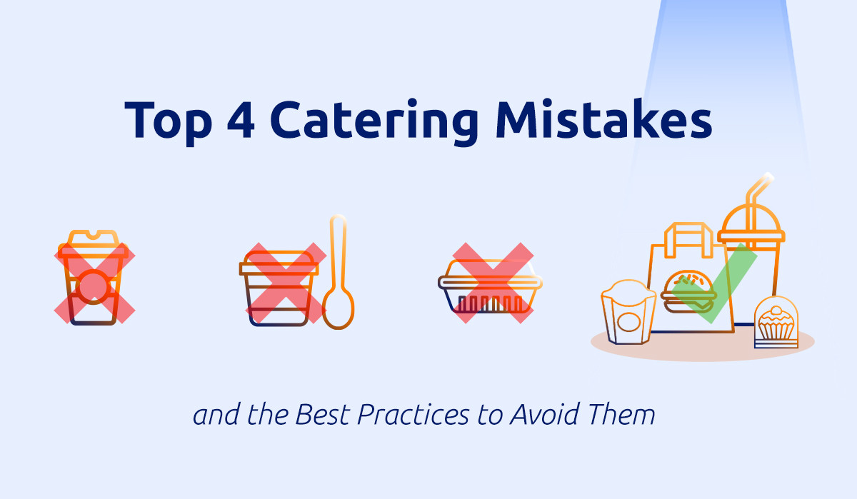 catering mistakes to avoid