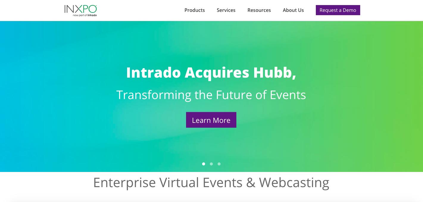 INXPO website