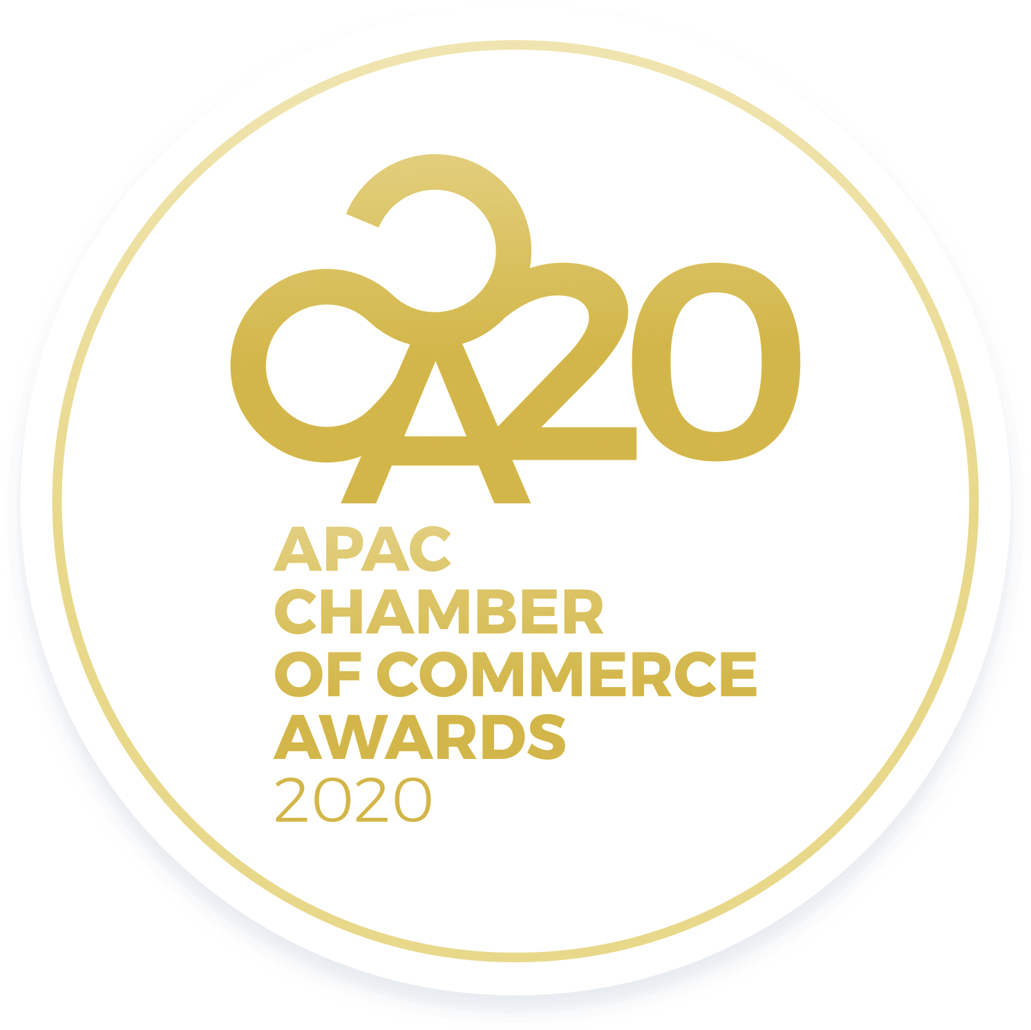 APAC Chamber of Commerce Awards 2020