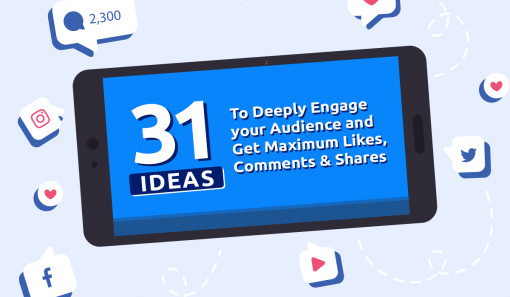 Interactive Posts for Facebook: 31 Ideas to Deeply Engage Your Audience and Get Maximum Likes, Comments & Shares