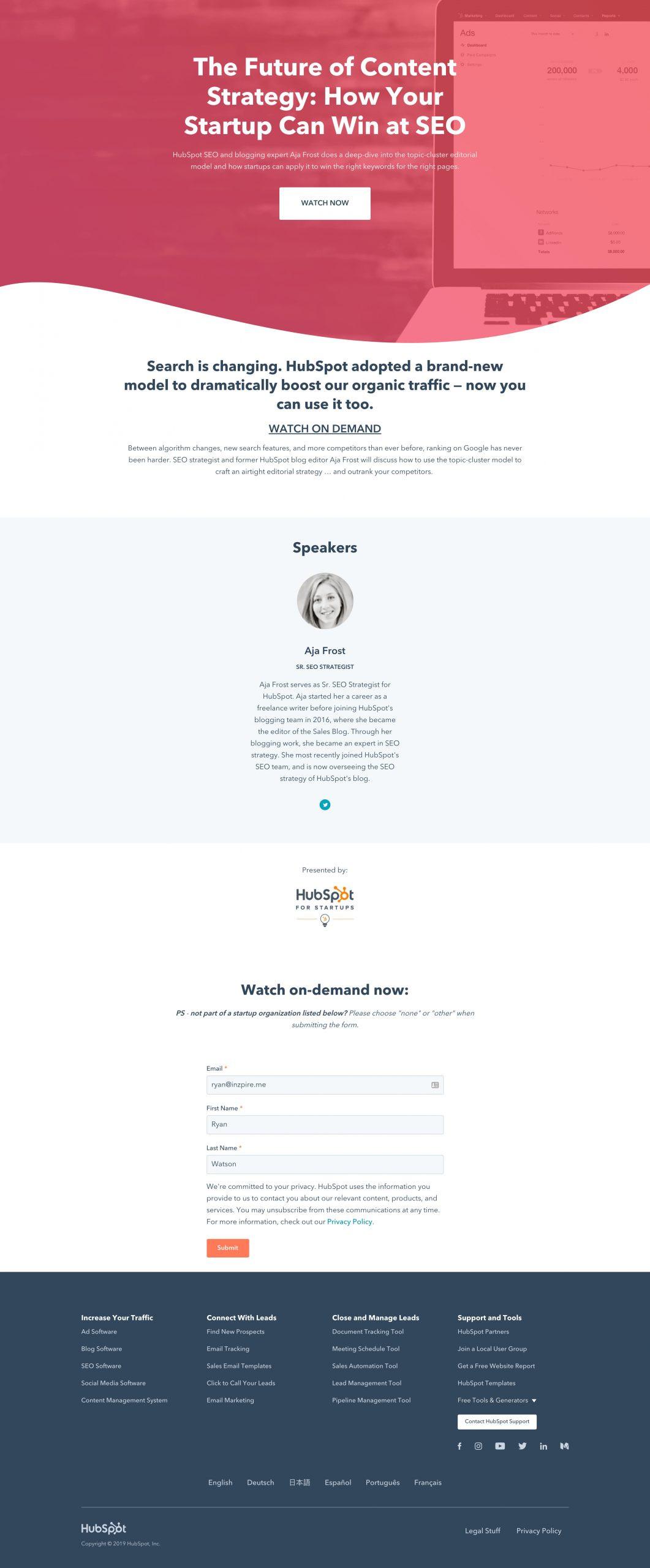 hubspotsamplewebinar