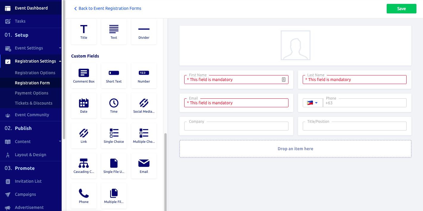 customizeregistrationform
